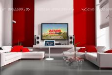 Dàn Karaoke của Vidia có những tầm giá nào?