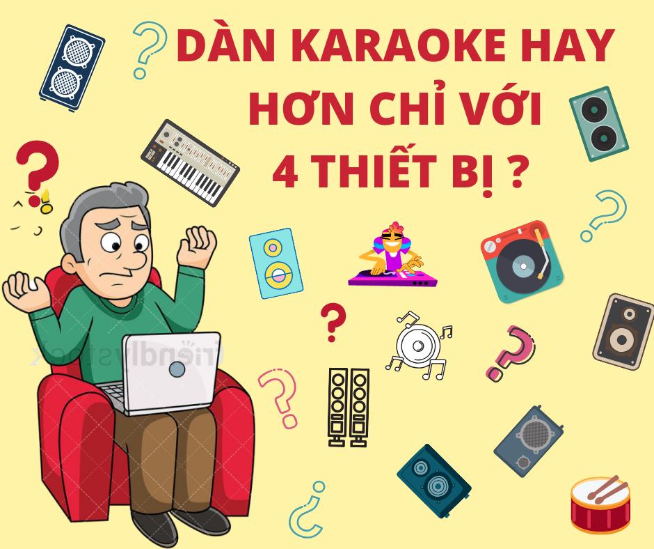 dàn-karaoke
