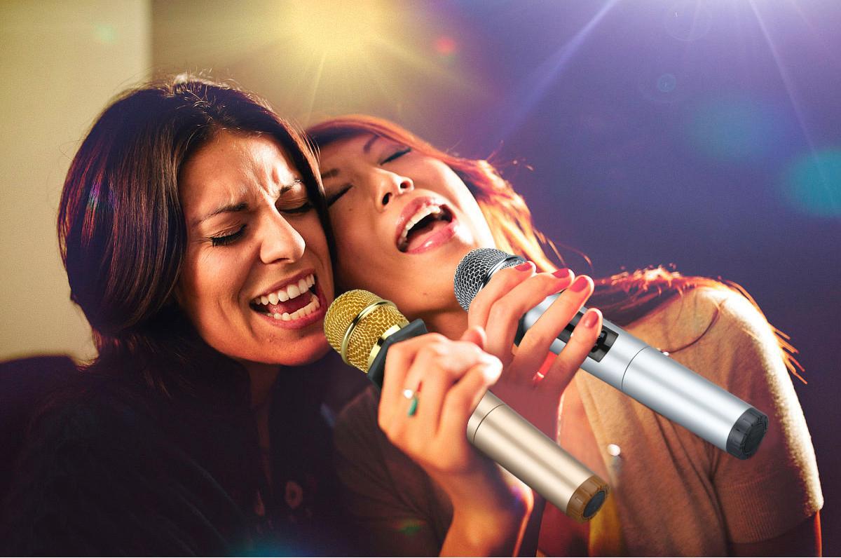 Micro-karaoke-Excelvan-K18U