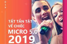 Mic Hát Karaoke Đạt Chuẩn 5.0 Có Gì Hot?