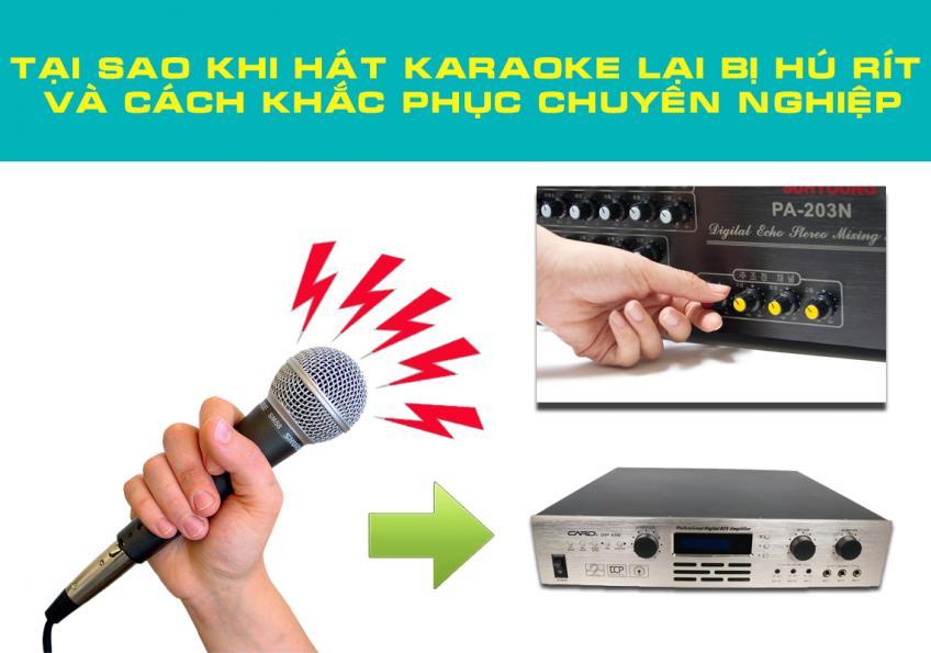 dàn karaoke hú rít