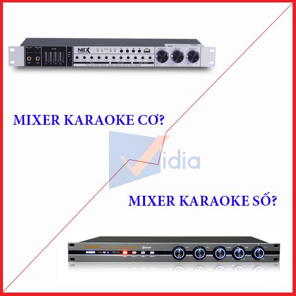 mixer-karaoke