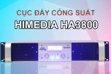 Main karaoke giá rẻ nhưng cực mạnh mẽ - HIMEDIA HA3800