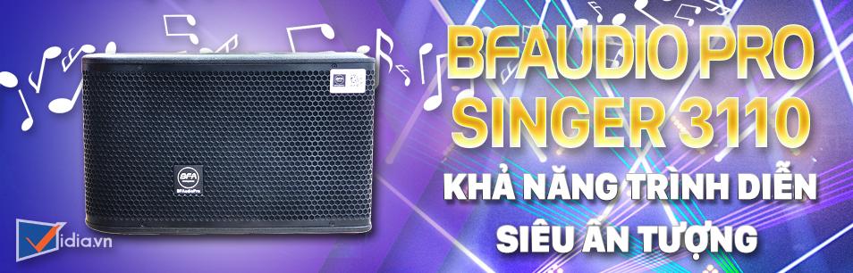 BFAudio Pro Singer