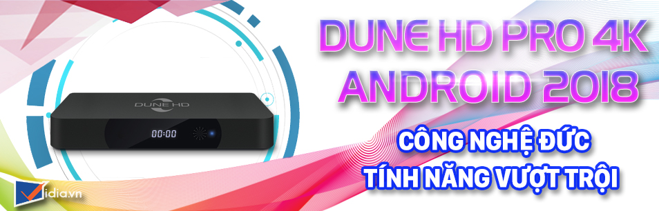 Dune HD Pro 4K Android 2018