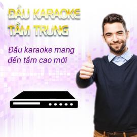 Đầu Karaoke Tầm Trung Bán Chạy - Vidia - 2019