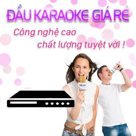 Đầu Karaoke Giá Rẻ Bán Chạy - Vidia - 2019