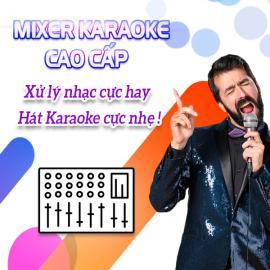 Mixer Karaoke Gia Đình Cao Cấp