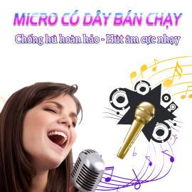 Micro Có Dây Bán Chạy - Vidia - 2019