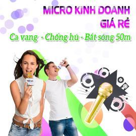 Micro Karaoke Kinh Doanh Giá Rẻ