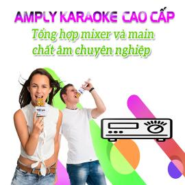 Amply Karaoke Cao Cấp Bán Chạy - Vidia - 2019