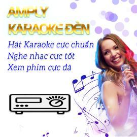 Amply Karaoke Đèn