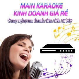 Main Karaoke Giá Rẻ Bán Chạy - Vidia - 2019