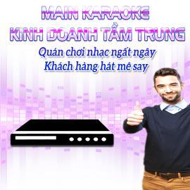 Main Karaoke Tầm Trung Bán Chạy - Vidia -2019