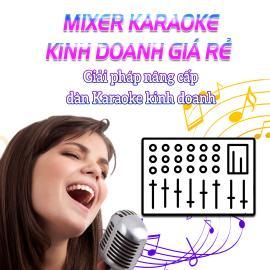 Mixer Karaoke Giá Rẻ Bán Chạy - Vidia - 2019