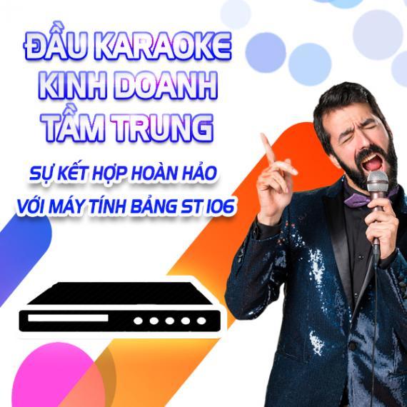 Đầu Karaoke Kinh Doanh Tầm Trung