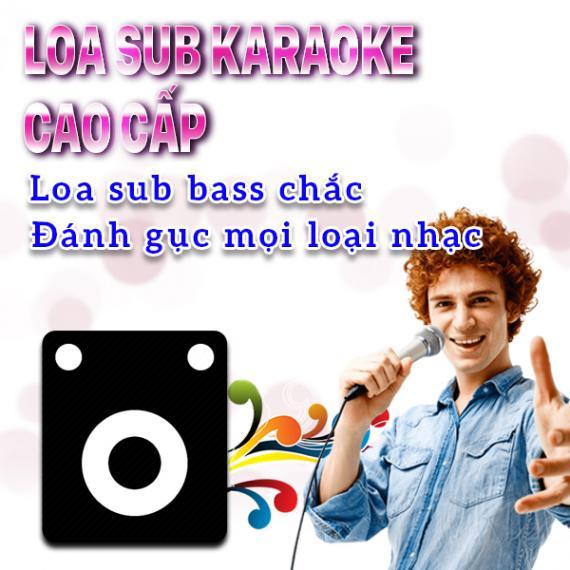 Sub Karaoke Cao Cấp 3 Tấc Bán Chạy - Vidia - 2019