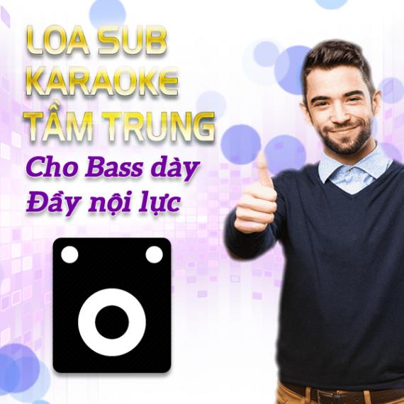 Sub Karaoke Tầm Trung 3 Tấc Bán Chạy - Vidia - 2019