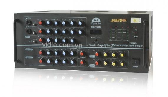 Jarguar Pro-506N Gold Bluetooth-Nhật Hoàng