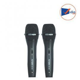 Micro Karaoke Có Dây SM-909