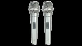 Micro Karaoke Có Dây SM-808