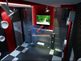 Lắp Dàn Karaoke Và Nội Thất Tại Nhà