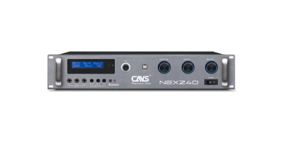 Mixer Digital CAVS NEX 240