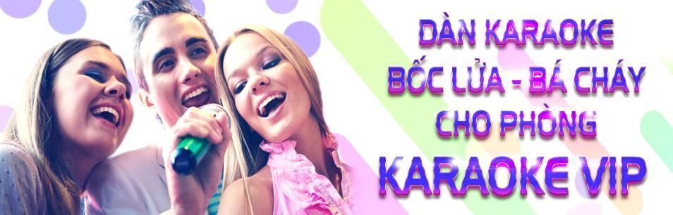 Dàn Karaoke Vidia