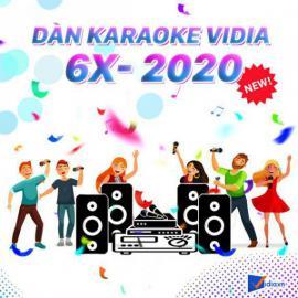 Dàn Karaoke Vidia - 6X - 2020