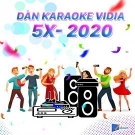 Dàn Karaoke Vidia - 5X - 2020
