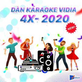 Dàn Karaoke Vidia - 4X - 2020