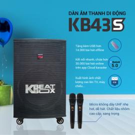 Dàn Âm Thanh Di Động ACNOS KB43S