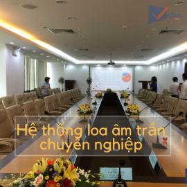 Dàn Âm Thanh Âm Trần - Vidia - 2019