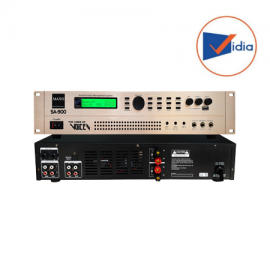 SA-900 PROFESSIONAL KARAOKE COMBINED AMPLIFIER