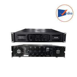 MX-5200  Power Amplifier MAXO