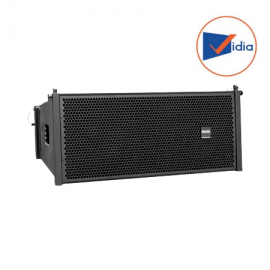 Loa X2123LA- 12″x2 Three Way  Line Array – Full Range