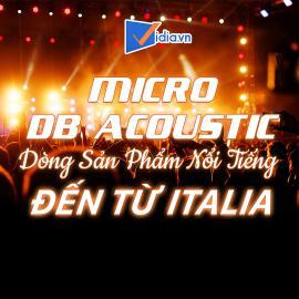Micro DB Acoustic
