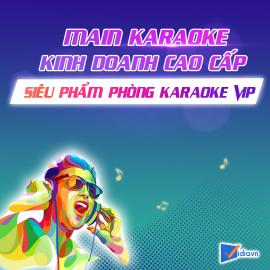 Main Karaoke Cao Cấp Bán Chạy - Vidia - 2019