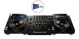 Bàn DJ Players Pioneer CDJ 2000NSX2