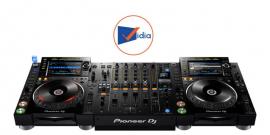 Bàn DJ mixer Pioneer DJM 900NSX2