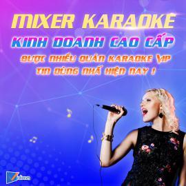 Mixer Số Kinh Doanh Cao Cấp Bán Chạy - Vidia - 2021