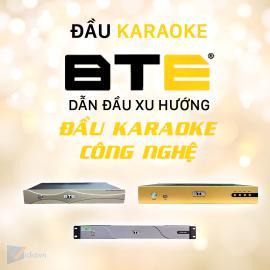 Đầu Karaoke BTE