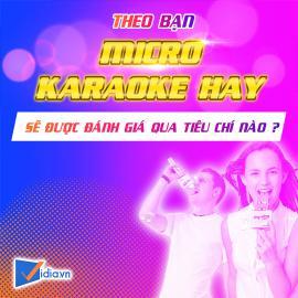 Micro Karaoke Hay