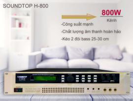 Vang liền công suất SoundTop H-800