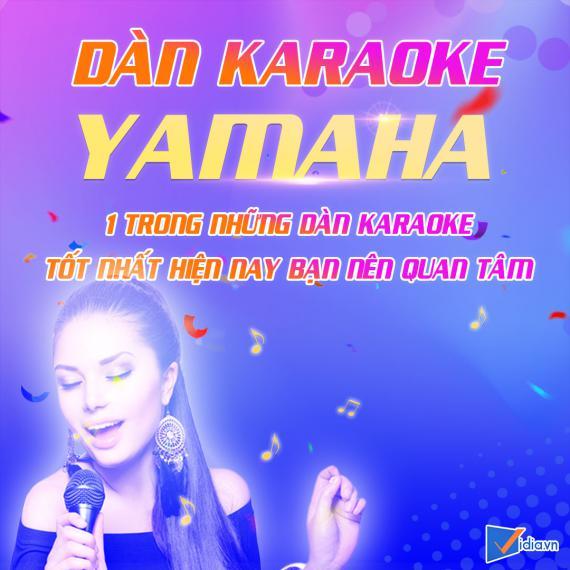 Dàn Karaoke Yamaha