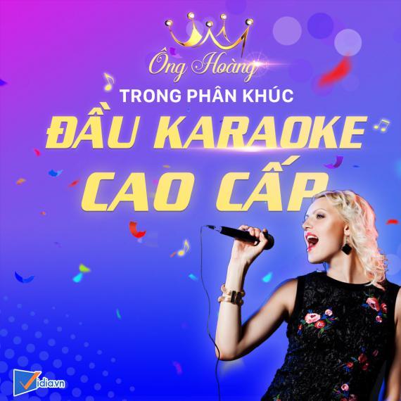 Đầu Karaoke Cao Cấp Bán Chạy - Vidia -2021