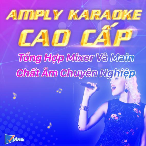 Amply Karaoke Cao Cấp Bán Chạy - Vidia - 2021