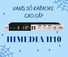 Vang Số Karaoke Cao Cấp Himedia H10