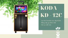 Loa Kéo Karaoke KODA KD12C