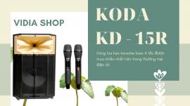 Loa Kéo Karaoke KODA KD15R